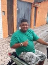 Edwando, 19, Brazil, Santos