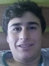 Miguel, 20, Spain, Valladolid
