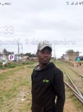 Finito, 25, Mozambique, Matola
