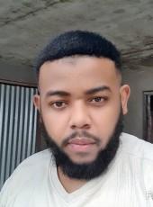 Samir Chadhuli , 29, Comoros, Moroni