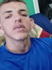 Arian, 21, Brazil, Fortaleza