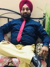 Satminder, 35, India, Delhi