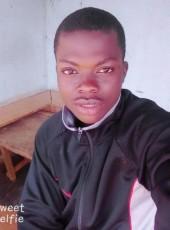 Zambo, 19, Cameroon, Yaounde