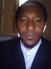 Amadou, 36, Spain, Madrid