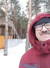 Gans, 60, Russia, Novosibirsk