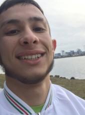 Seymur, 20, Belarus, Minsk