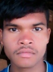 M. Lucky Ram, 24, India, Parvatipuram