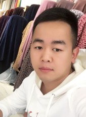 钟军强, 26, China, Beijing