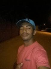 Erisvaldo, 20, Brazil, Maraba