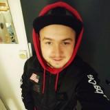 Андрій, 19  , Lodz