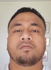 Kufea, 32, New Zealand, Manukau City