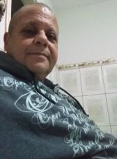 Robson Silva, 60, Brazil, Itaperuna