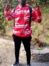 Abdoul Fassa, 20, France, Nimes