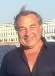 Andrey, 65, Saint Petersburg