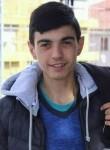 Oktay Mustafa, 18, Ankara
