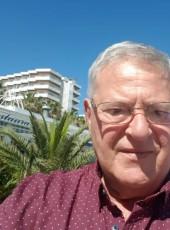 Earle, 65, Sweden, Stockholm