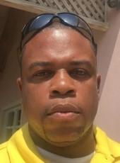 Chris , 31, Jamaica, Montego Bay