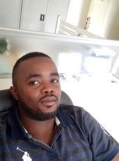 Franck, 25, Cameroon, Yaounde