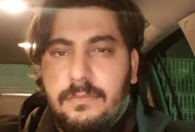 Ibrahim, 33 - Just Me