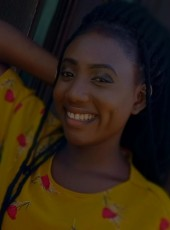 anthonia abba, 21, Mozambique, Maputo