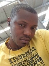 Armel, 28, Chad, N Djamena
