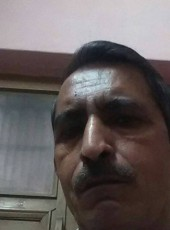 Surinder, 63, India, New Delhi