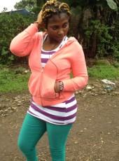 Shuga, 18, Cameroon, Buea