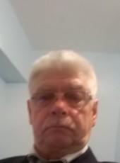 Vladimir , 71, Russia, Kabansk