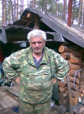 Vasiliy, 61, Russia, Yekaterinburg