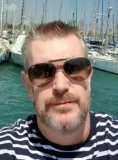 Ethan Harris, 49, Ukraine, Netishyn