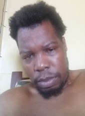 Dillon , 35, Saint Vincent and the Grenadines, Kingstown