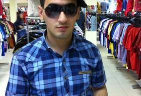 Шаир, 28 - Just Me