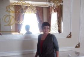 Larisa, 62 - Just Me