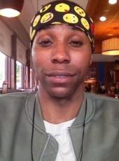 Isaiah, 28, United States of America, The Bronx