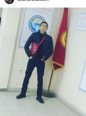 Alisher, 22, Kyrgyzstan, Bishkek