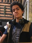 Gaser, 18, Cairo