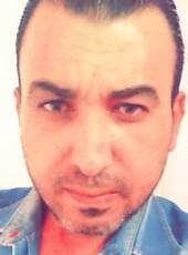 Ramzy, 46, Palestine, Khan Yunis