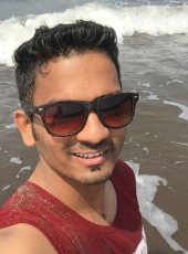 Nick, 28, India, Pune
