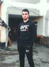 Elmeddin, 20, Azerbaijan, Baku