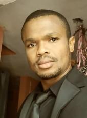 Jean Michel, 29, Haiti, Carrefour