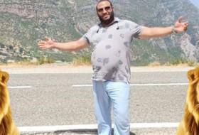Abde Lfattah, 42 - Just Me