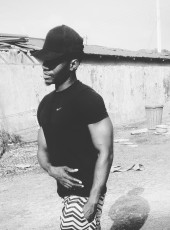 Richard nwabueze, 30, Nigeria, Lagos
