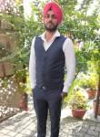 Maninder Singh , 25  , Bazpur