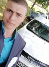 Dima, 24, Belarus, Baranovichi