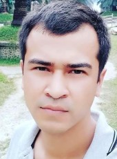 Azizjon, 30, Uzbekistan, Tashkent