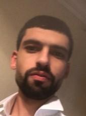 Rauf Agaev, 27, Azerbaijan, Baku