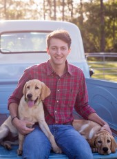 Hunter, 19, United States of America, Auburn (State of Alabama)