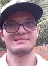 Luiz Carlos, 24, Brazil, Ipu