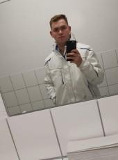 Alexander Gressm, 22, Germany, Schwabisch Gmund