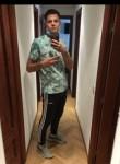 Max, 19  , Madrid